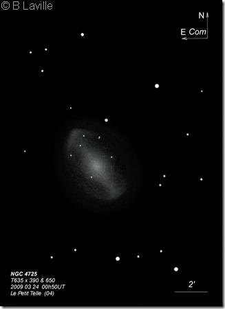 NGC 4725  T635  BL
