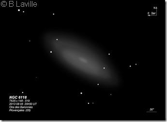 NGC 6118  T635 BL 2013 08 05