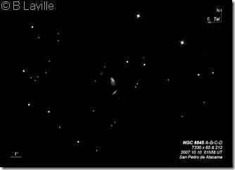 NGC 6845 group  T330 BL