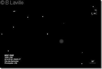 NGC 2242  T635  BL 2014 03 07