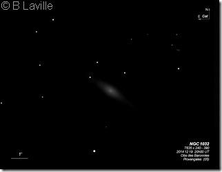 NGC 1032  T635  BL 2014 12 19