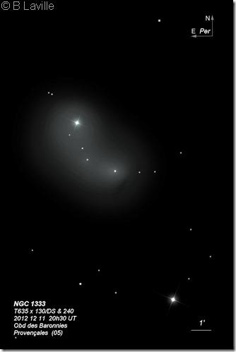 NGC 1333  T635  BL 2012 12 11