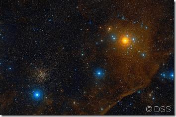 NGC 2451 2477 DSS2