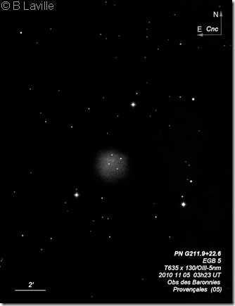 PN G211.9 22.6  EGB 5  T635  BL 2010 11 05