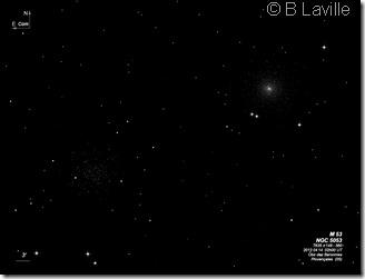 M 53  NGC 5053  T635  BL 2013 04 14 & 2008 05 02