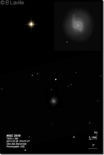 NGC 3310  T635  BL 2014 03 08