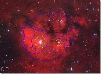 NGC 7822 Ced 214a&b Berk 59 Rob Gendler