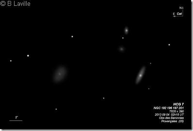 HCG  7  NGC 192 196 197 201  T635  BL 2013 09 04
