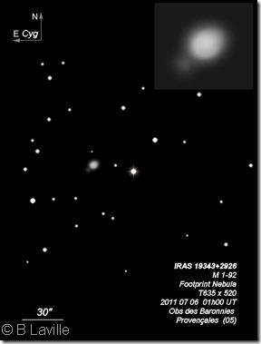 IRAS 19343 2926 M 1-92  T635  BL 2011 07 06