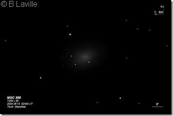 NGC 300  T280  BL 2004 06 15
