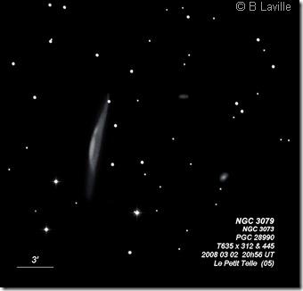 NGC 3079  T635 BL 2008