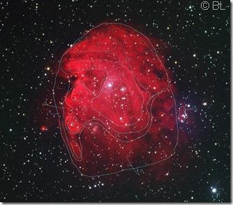 NGC 2174 75  Pismis 27 Rob Gendler