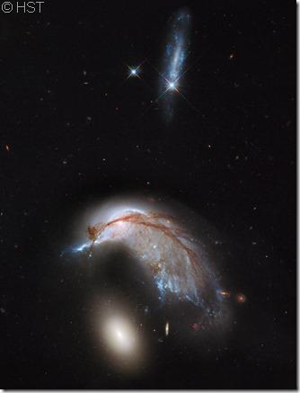 NGC 2936 37 Arp 142 hubble_3369