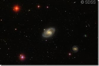 NGC 3583 SDSS large