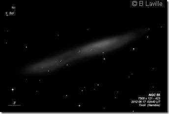 NGC 55  T508  BL 2012 06 18