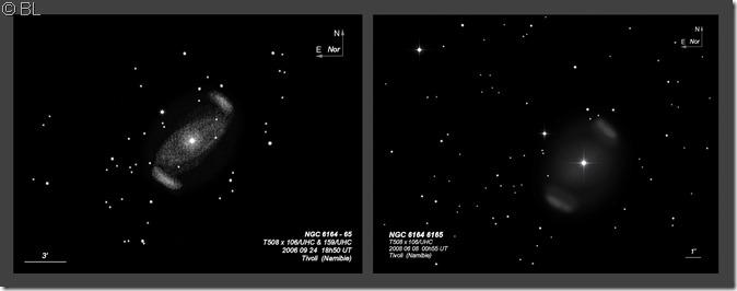 NGC 6164 65  T508 BL 2006 vs 2008