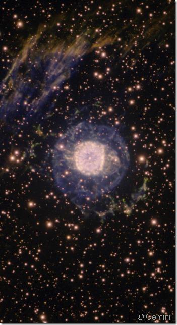 NGC 6751 Gemini