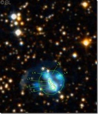 NGC 6765  T635 isophotes