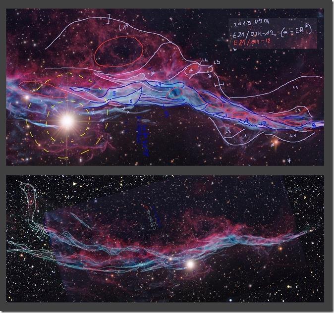NGC 6960  T635  Gendler et BL