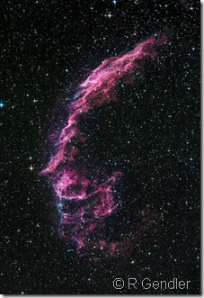NGC 6992 95 IC 1340 Rob Gendler