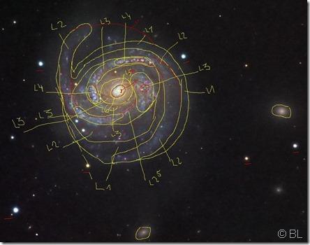 M 100  NGC 4323 28 Astro Koop  T300 & BL