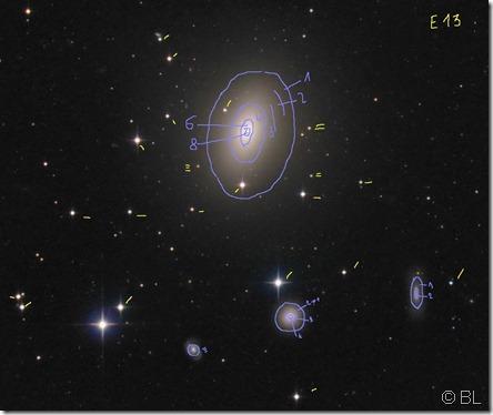 M 59  IC 809  3670  3684  T445 Astro Koop labels