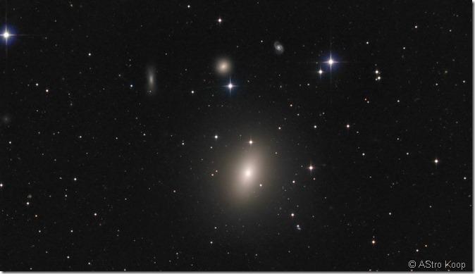 M 59  IC 809  3670  3684  T445 Astro Koop