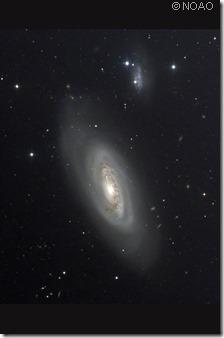 M 90 IC 3583 Noao