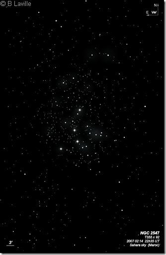 NGC 2547 T355 BL