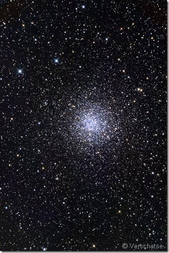 NGC 3201 Daniel Verschatse