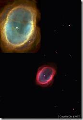 NGC 3132 capella obs