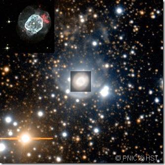 NGC 6578 PNIC & HST