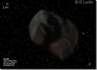 IC 443  T635 BL 2008 & 2017 11 17