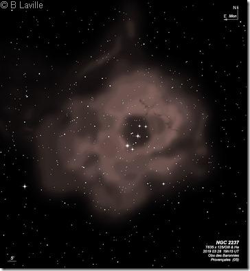 NGC 2237   T635 BL 2019 03