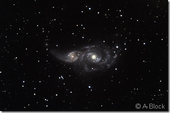 NGC 2207 Adam Block