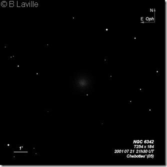 NGC 6342  T254  BL 2001 07 21