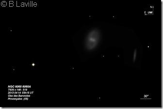 NGC 6068 68A  T635  BL 2013 04 14