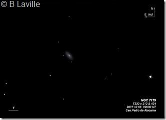 NGC 7179  T330 BL