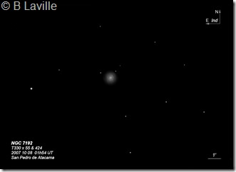 NGC 7192  T330 BL