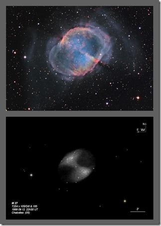 M 27  T254  BL 1999 09 12 & Pugh