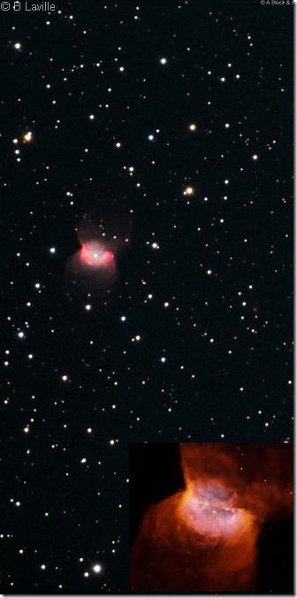NGC 2346 Adam  Block & HST