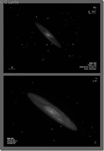 NGC 253  T508 vs T635
