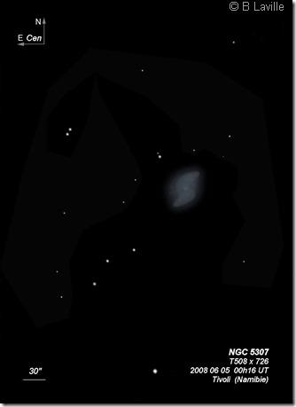 NGC 5307  T508  BL  Tivoli Namibie