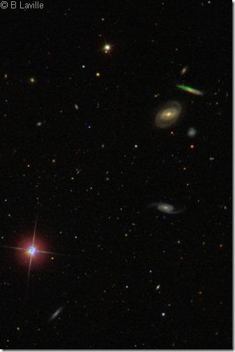 HCG 52 SDSS