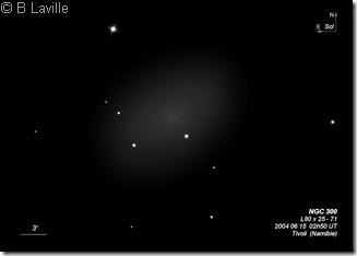 NGC 300  L80  BL 2004 06 15