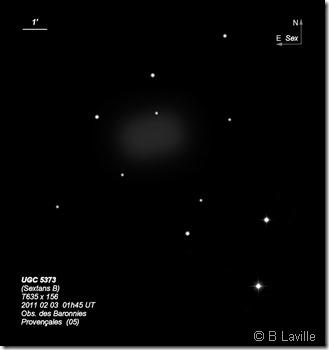 UGC 5373  Sextans B  T635  BL 2011 02