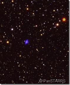 IC 4634 PanStarrs