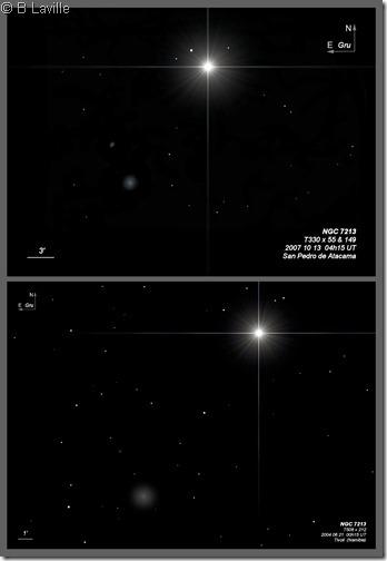 NGC 7213  T330 vs T508
