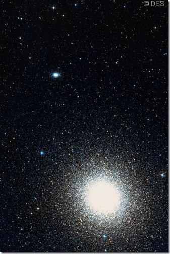 NGC 104 & 121 DSS