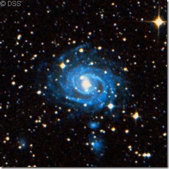 NGC 3261 DSS